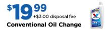 Oil change Promo