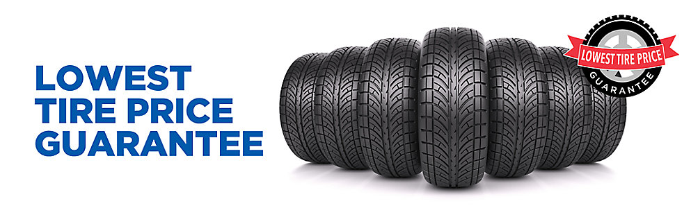 lowest tire price guarantee its our promise to you