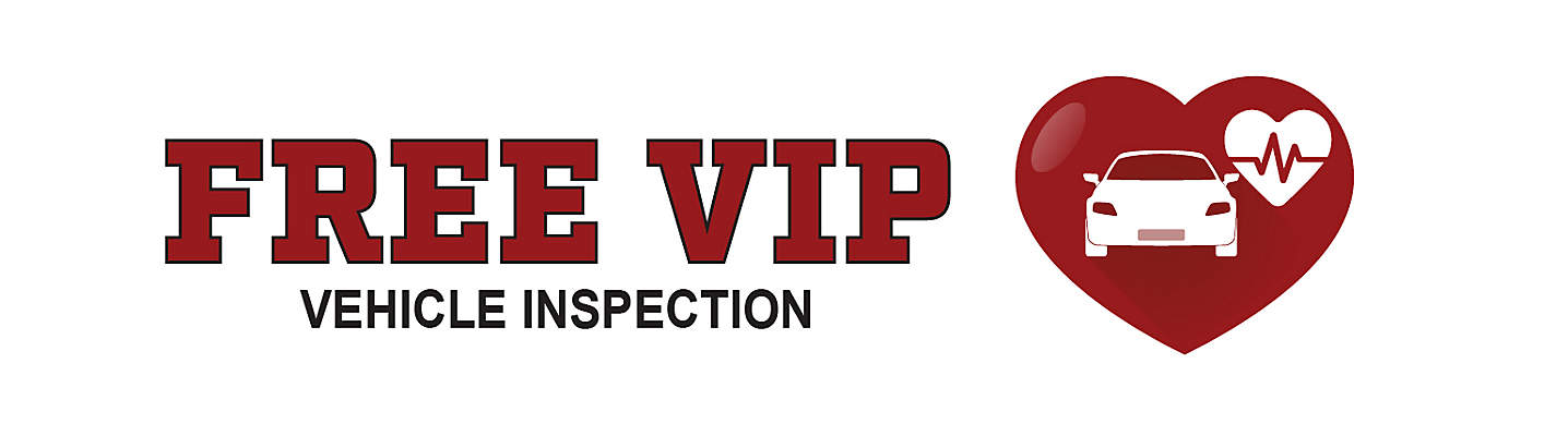 FREE VIP Vehicle Inspection!