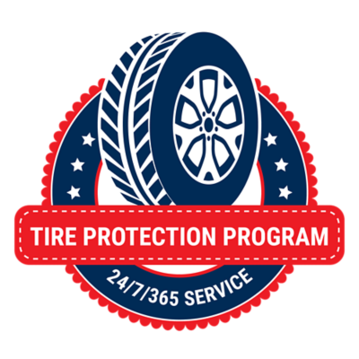 Tire protection program