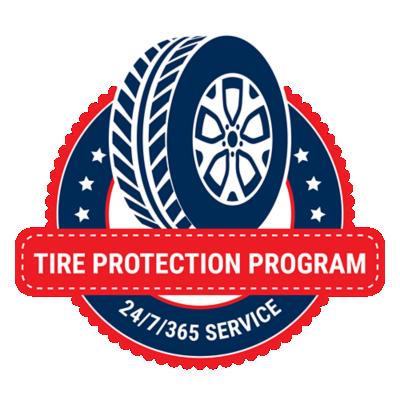 Tire protection program