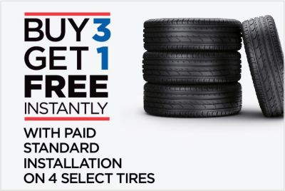 Buy 3 Get 1 Free Tires >> Ntb National Tire Battery Auto Centers