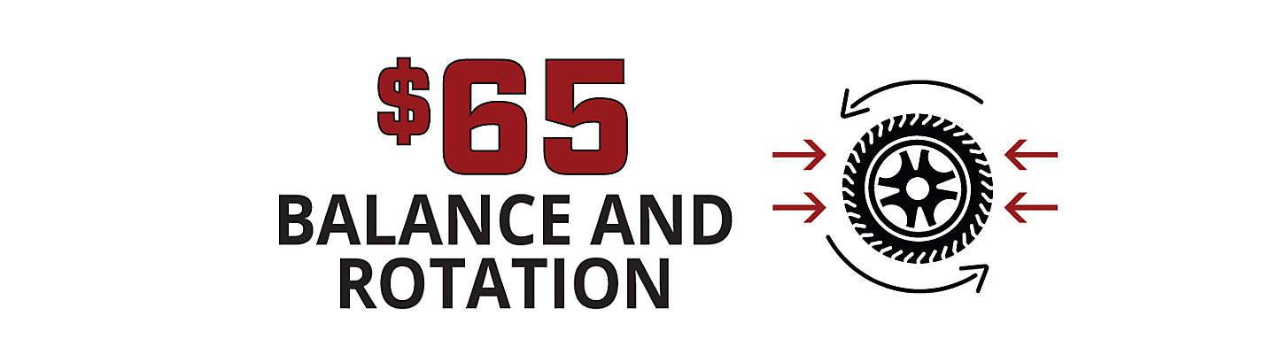 $65 Balance and Rotation