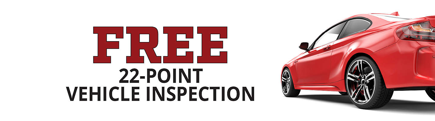 FREE 22 Point Inspection