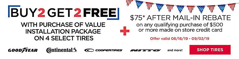 Tire Kingdom | Tires & Routine Auto Maintenance