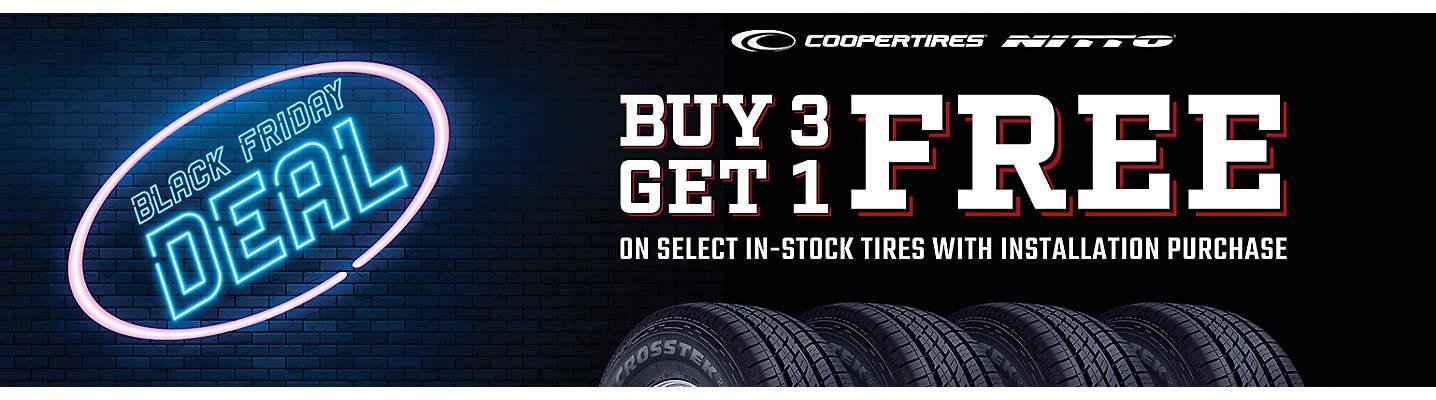 Buy 3 Get 1 Free Tires >> Buy 3 Tires Get 1 Free Big O Tires