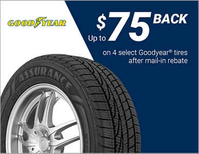 TireAmerica.com: Up to $70 back on 4 select Hankook Tires