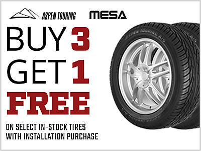 Buy 3 Get 1 Free Tires >> Tire Coupons Specials Big O Tires