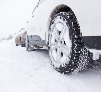 Storing Winter Tires Shutterstock 369085598 | Tire America