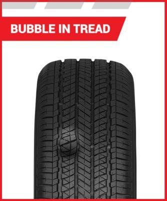 Tire in Tire Tread | Tire America
