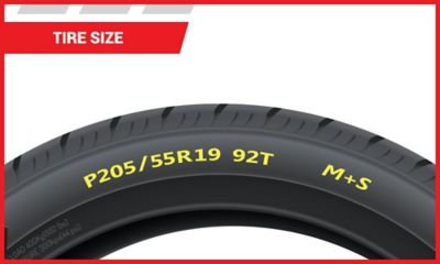 How To Read Tire Size >> How To Read A Tire Sidewall Tire America