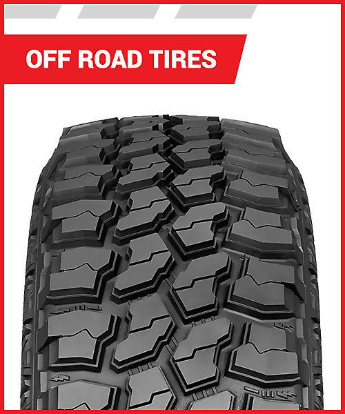 Off Road Tires | Tire America