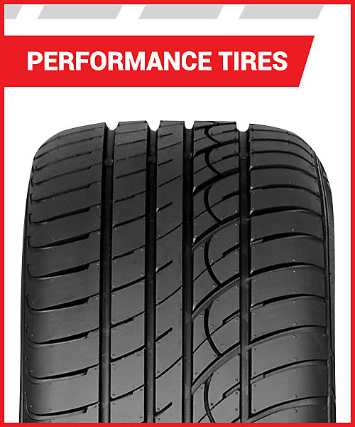 Performance Tires | Tire America