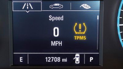 How does TPMS work? | Big O Tires