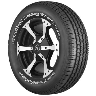 bfgoodrich radial long trail t a p265 60r18 big o tires. Black Bedroom Furniture Sets. Home Design Ideas