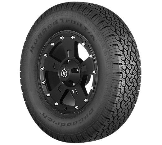 P275 65r18 Tires >> Rugged Trail T A P275 65r18 114t