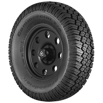 bfgoodrich commercial t a traction lt235 85r16 big o tires carries the commercial t a traction. Black Bedroom Furniture Sets. Home Design Ideas