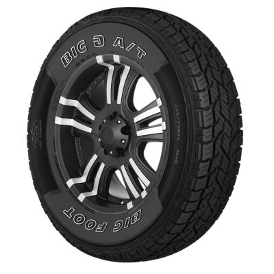 Big O Big Foot A T 275 55r20 Big O Tires Carries The Big Foot A T