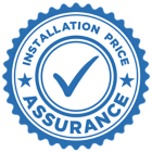 Installation price assurance