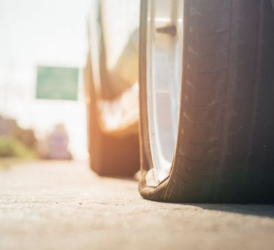 What is a Tire Blowout?