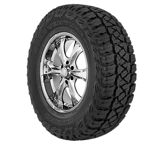 Kumho Road Venture Mt51 Mud Terrain 33x12 50r15 108q C Tire America