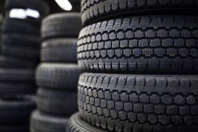 Pile Of Tires | Tire America