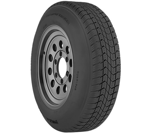 Power King Premium Trailer ST205/75D14 100/96L C at Tire America
