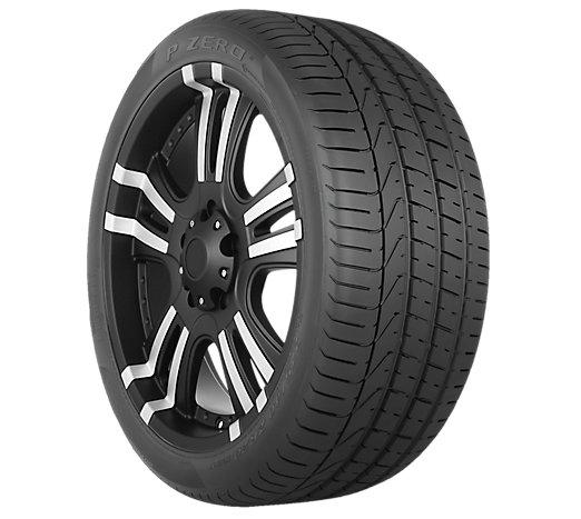 Pirelli P ZERO 205/40ZR18 86Y XL-235/35ZR19 91(Y) XL at Tire America