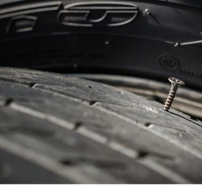 Punctured Nail In Tire | Tire America