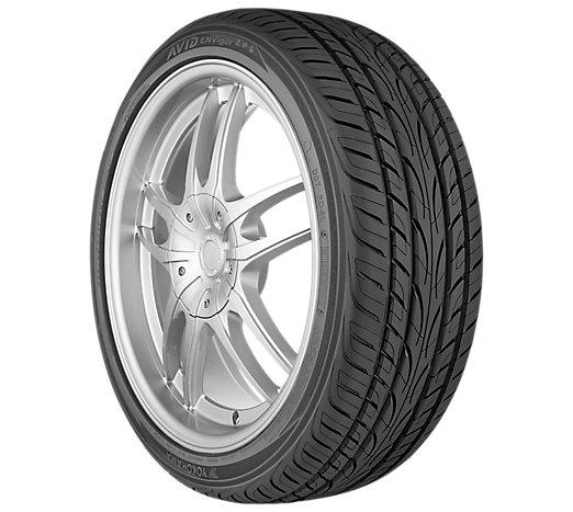 yokohama avid envigor zps rft 245 45r18 96w tire america. Black Bedroom Furniture Sets. Home Design Ideas